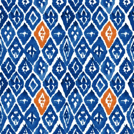 Island Diamonds fabric by laurapol on Spoonflower - custom fabric