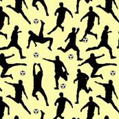 Soccer // Yellow