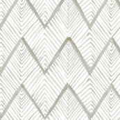Tan Watercolor Chevron