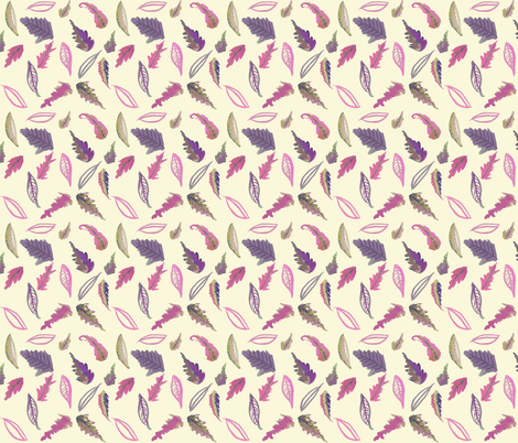 Spring in Turks  fabric by theartwerks on Spoonflower - custom fabric