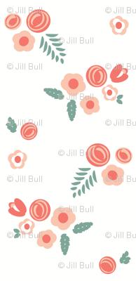 forest florals ©2017 jill bull