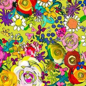 Les Fleurs // Chartreuse
