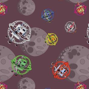 Lunar Balloons