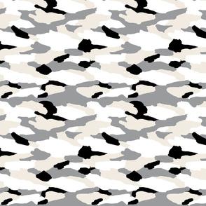 Camo 4 - Gray sand onyx