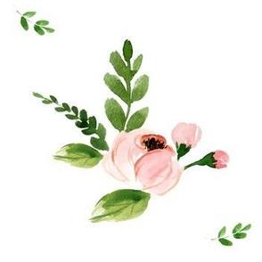 "7"" Mermaid Rose"
