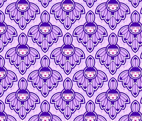 native deco fabric by hannafate on Spoonflower - custom fabric