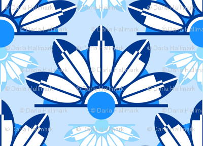 feather deco