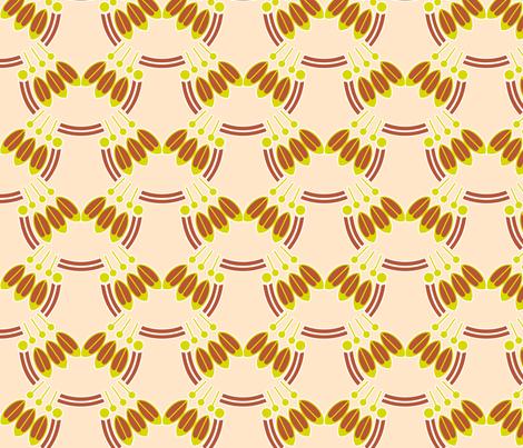 native deco 2 fabric by hannafate on Spoonflower - custom fabric