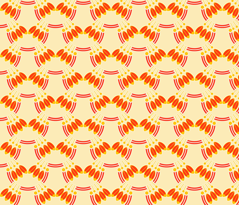 nativedeco fabric by hannafate on Spoonflower - custom fabric