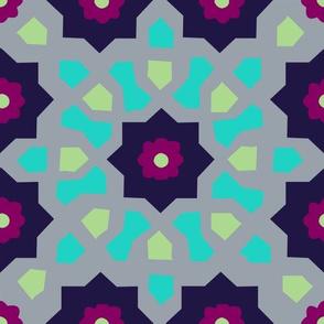 Mosaic Gray
