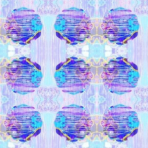Ikat in Polka Dots