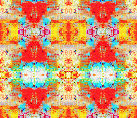 Splash fabric by nymphaeastudio on Spoonflower - custom fabric