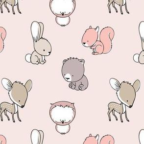 woodland babies || v3