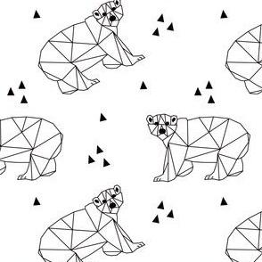 Geo Polar Bear Toss