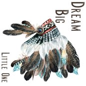 Rrdream_big_little_one_brown_red___blue_headdress_shop_thumb