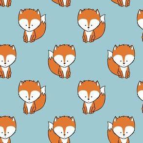 baby fox ||