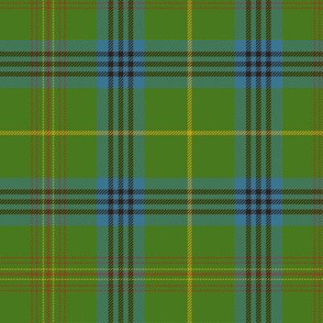 King Edward VII / King George IV tartan, 7""