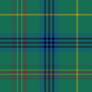 "King Edward VII / King George IV tartan, 10"" dark"