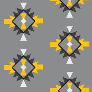 santa fe-grey yellow