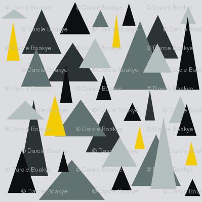 Grey triangle landscape-ch