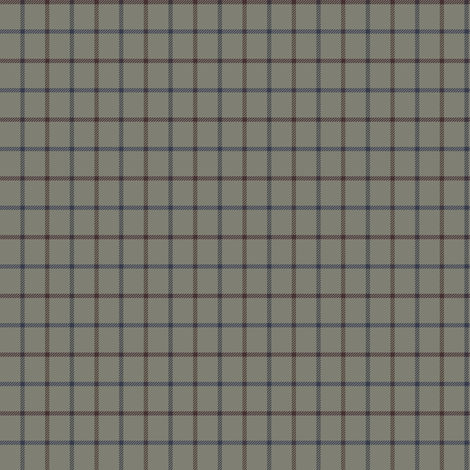 grey cap check - multi fabric by weavingmajor on Spoonflower - custom fabric