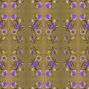 Contemporary Norwegian Rosemaling