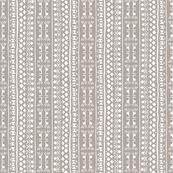 Tribal Warrior Stripe Cement