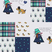 Sew nice Quilt blocks