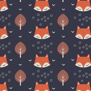 Little Scandinavian Foxes