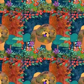 SNIPPETS chow batik