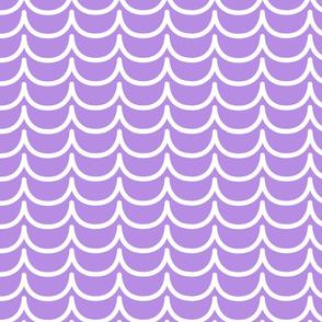 Mermaid Scales (Purple)