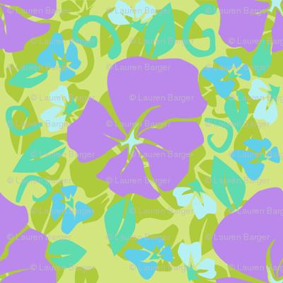 Flora of Neverland