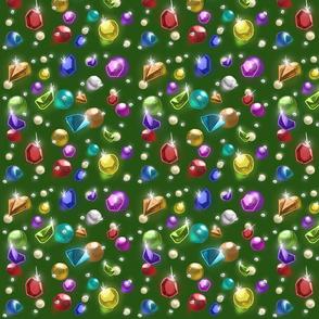gems and orbs