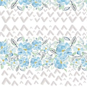 gray_arrows_and_blue_flowers