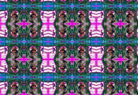 WALLOS fabric by rufkisneptune on Spoonflower - custom fabric
