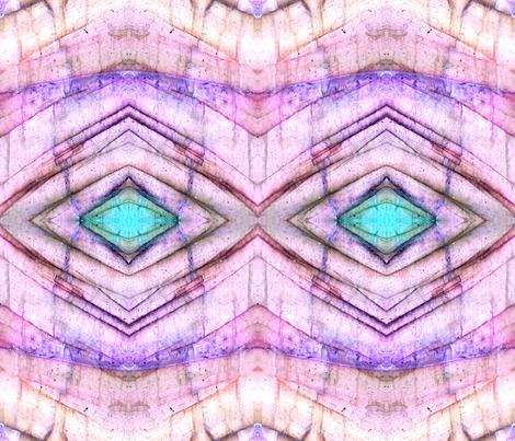 Purple Labradorite 3p2 Yardage fabric by lightning_seeds® on Spoonflower - custom fabric