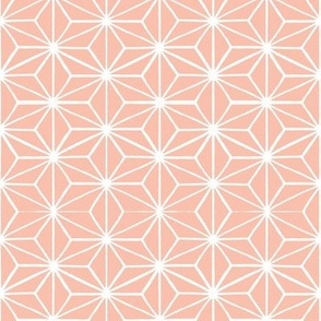 Star Tile Peach