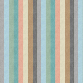 Color Therapy Calm Stripe