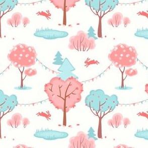 cute forest