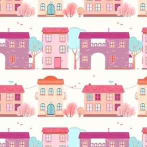 sweet houses