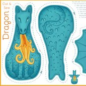 Dragon_mythical_creature_cut_and_sew_plushie_blue_hazel_fisher_creations_shop_thumb