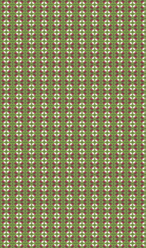 Frosted_4-ch fabric by ruthjohanna on Spoonflower - custom fabric