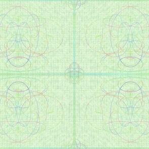 green_rainbow_texture_pattern