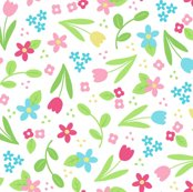 Ditsy_spring_flowers_on_white_150_hazel_fisher_creations_shop_thumb