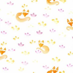 Aquarella_fox
