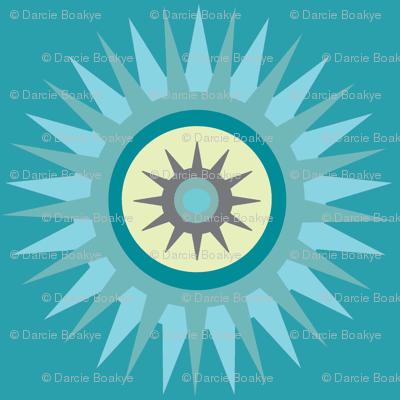 turquoise southwest pop