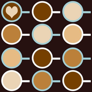 All the Coffee Love