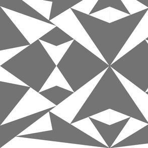 White-GrayTriangles S