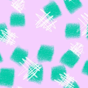 Sorbet marshmallow
