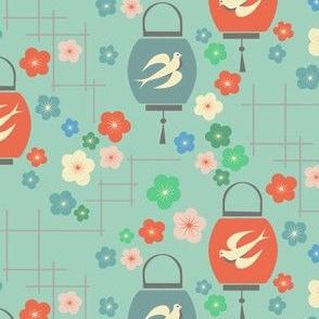love_bird_lanterns - mint